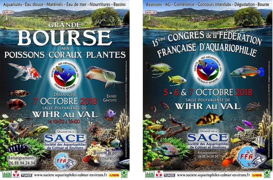 Congrès F.F.A, WIHR-AU-VAL (68) - 05,06 et 07 octobre 2018  Affiches_congres2